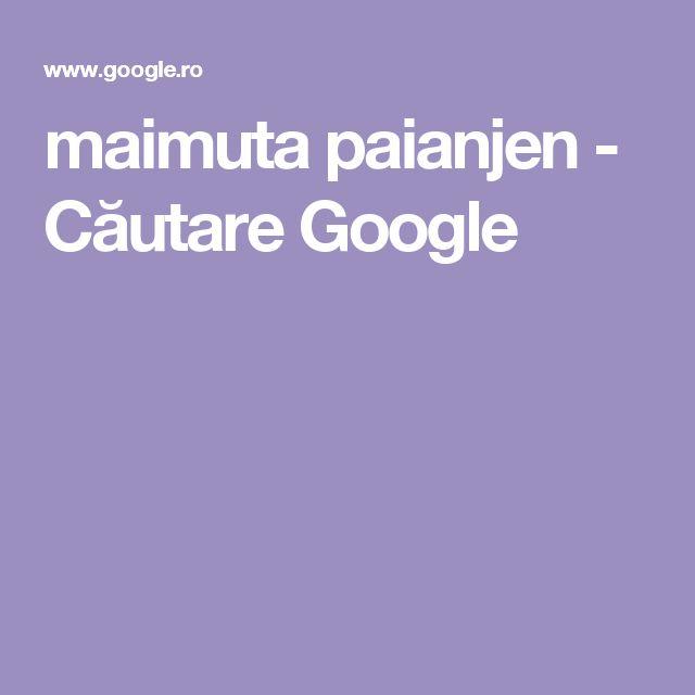 maimuta paianjen - Căutare Google