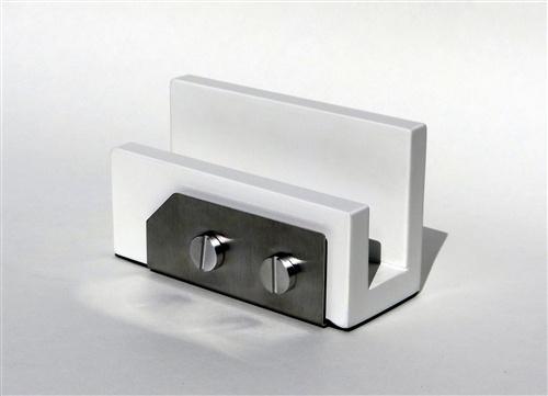 135 best desk accessories images on pinterest graph design 3d modern business card holder reheart Gallery