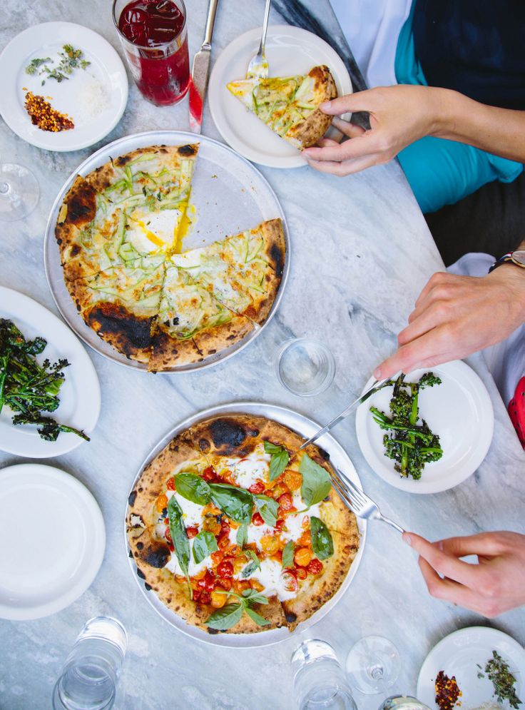 Gjelina in Venice, CA for pizza. #MyTripAdvice