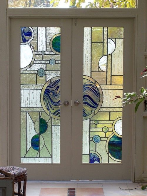 167 Best Stained Glass Doorwindow Ideas Images On Pinterest