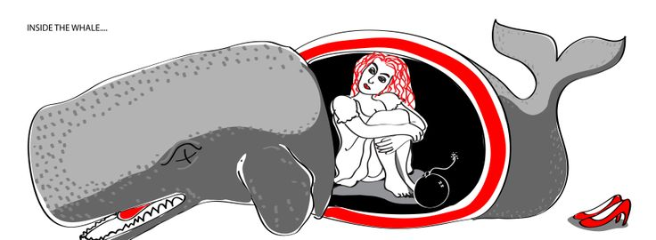 More animal relations in Denmark... By www.molsner-illustrated.dk