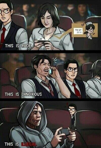 The Evil Within hahahaha