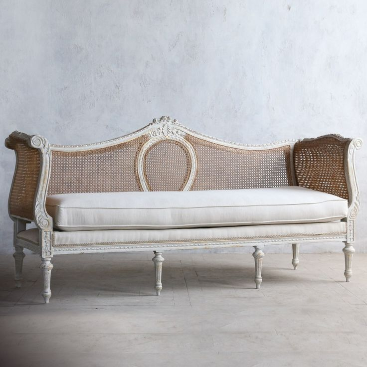 Eloquence One of a Kind Vintage Daybed Louis XVI Gold Cane - 61 Best Daybeds Images On Pinterest French Daybed, Day Bed And