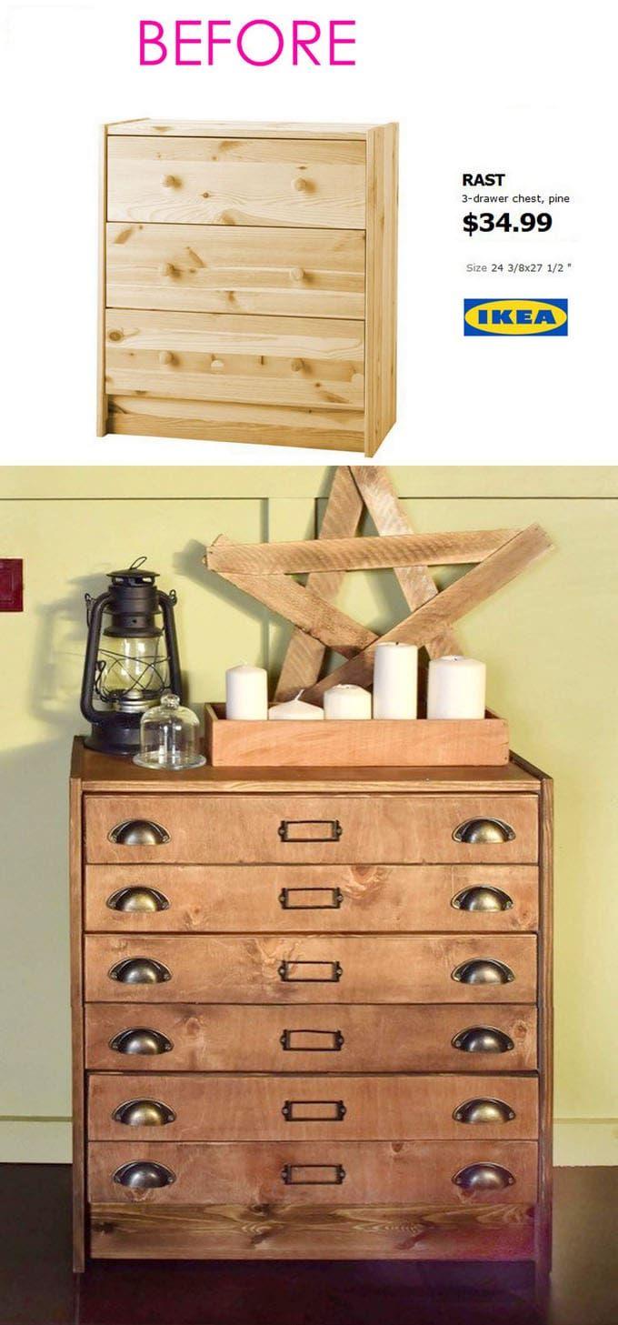 732 Best Ikea Hacks Amp Furniture Makeovers Images On