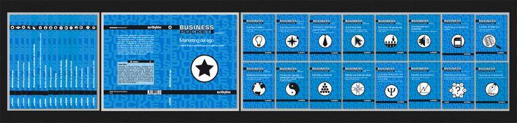 { Pockets Books } LIBROS DE BOLSILLO. Creatividad y diseño de cubiertas de libros de negocios en serie.