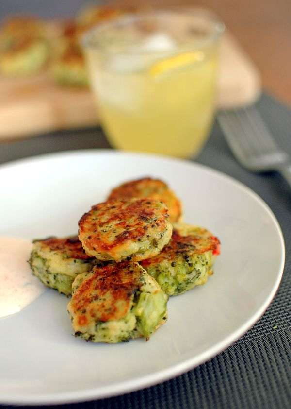 krokiety krokieciki ziemniaczane z serem i brokułami