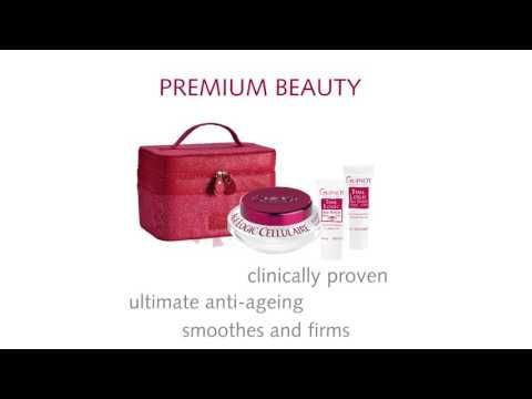 Luxe Skincare Sets from Guinot. Available in Sam McCauley Beauty Salons.