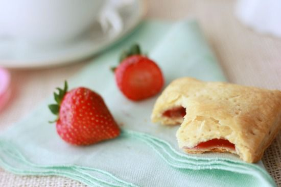 Easy Breakfast Pastries for Valentine's Day