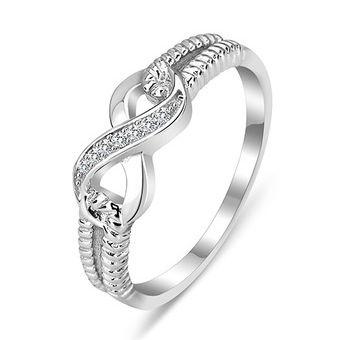 Infinity Ring                                                                           cute-cute-et-cute: ⭐ Via