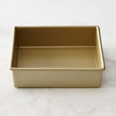 Williams-Sonoma Goldtouch® Nonstick Square Cake Pans #williamssonoma