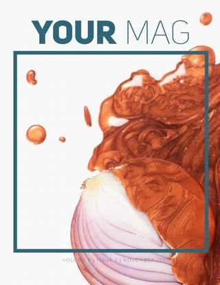 Your Magazine Volume 8 Issue 2: November 2017