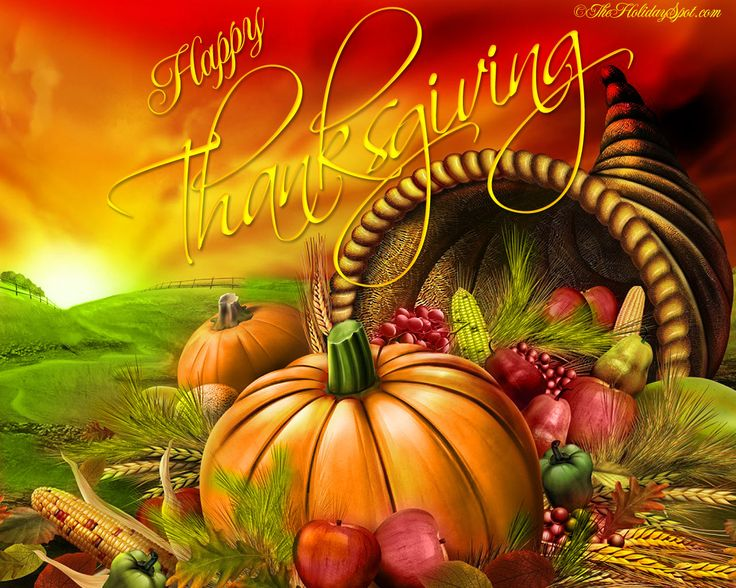 thanksgiving art | thanksgiving cornucopia 1024x819 Happy Thanksgiving