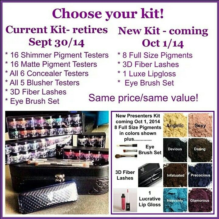 61 best younique makeup images on pinterest younique mexico and sept is the last month for the current presenters kit if you have been thinking of signing up now is a good time to do it new kit starts oct choose solutioingenieria Choice Image