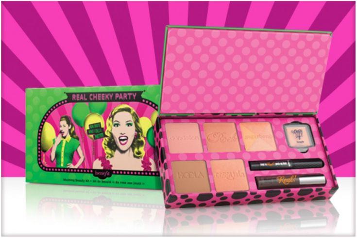 Novos kits da Benefit Cosmetics