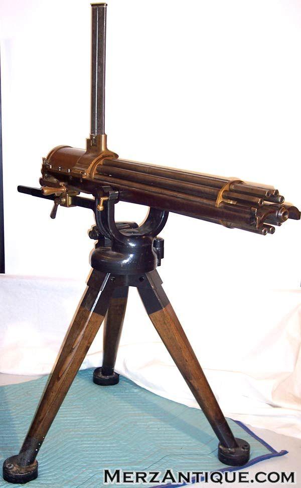22 best 22cal Gatling guns images on Pinterest   Guns ...