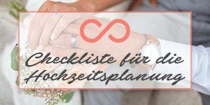 Kostenloser Download für die Hochzeit: Checkliste für die Hochzeit
