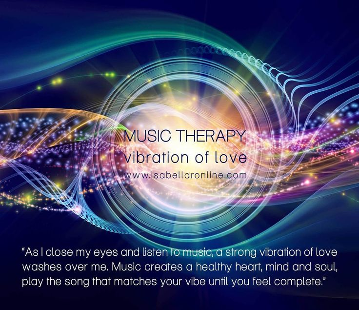 The frequency of music can be used as a means for opening up your communication with your higher self. Allowing a deep awakening of the inner strength and realisation we all have inside of us.
