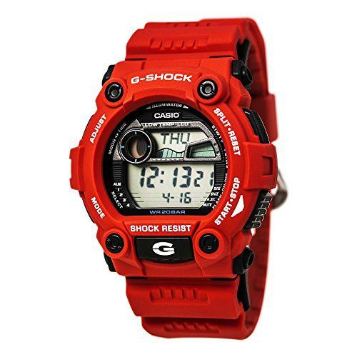 Casio Men's G7900A-4 G-Shock Rescue Red Digital Sport Watch: Casio: WatchesShare this:PrintFacebookRedditPinterestLinkedInTwitterTumblrGoogle