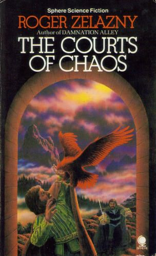 Roger Zelazny - Amber The Corwin Cycle V - The Courts of Chaos