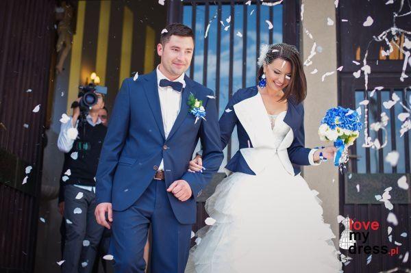 granatowy garnitur ślubny pani młoda - Szukaj w Google