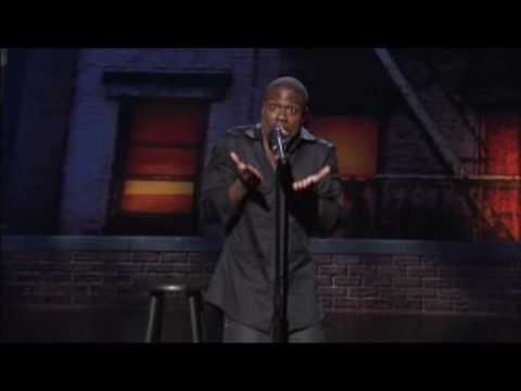 My favorite parts from kevin hart's stand-up comedy.. im a grown little man.