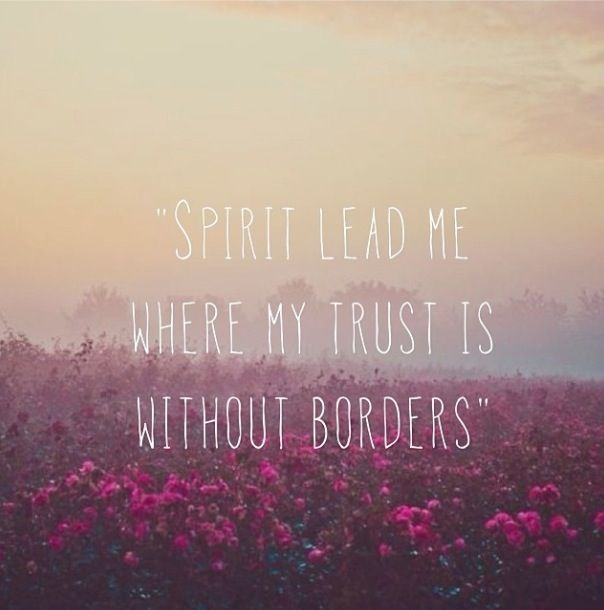 #trust #adventure #noborders