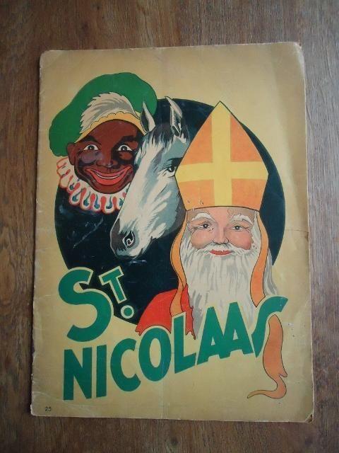 St. Nicolaas boek (oud)