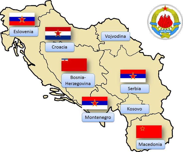 Historiabarriga La desintegración de Yugoslavia Croacia