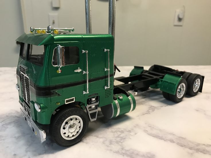 1288 Best Gearjammers Model Trucks Images On Pinterest