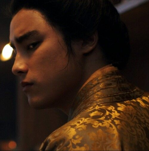 Remy Hii, Chinese-Malaysian/English actor - Netflix's Marco Polo