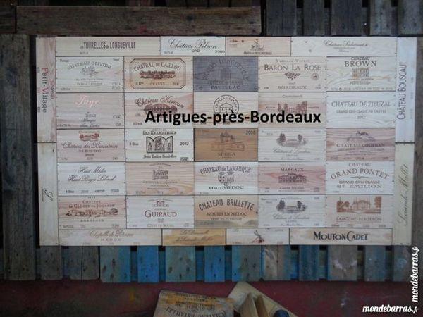 les 25 meilleures idées de la catégorie caisses de vin à vendre