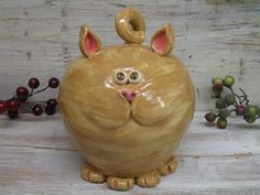 pottery cats - Google Search