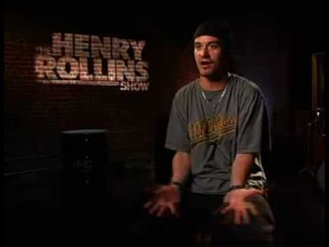 Mike Patton - Peeping Tom on Henry Rollins Show Essa apresentação é FODA demais!!!!!!!
