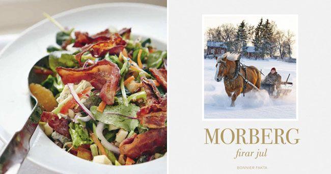 Gör sallad till julbordet – recept från Per Morberg