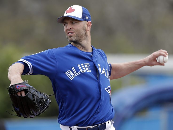 Blue Jays likely to tap Happ for Opening Day start