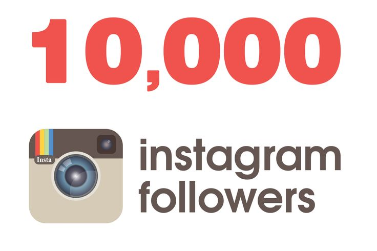 Buy 10,000 Instagram Followers for only $35.99! http://buysocialmediamarketing.com/10k-ig-followers.html #buyinstagramfollowers