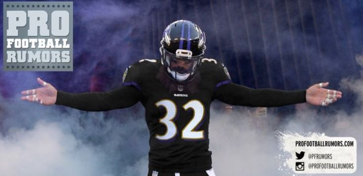 Eric Weddle now a Raven