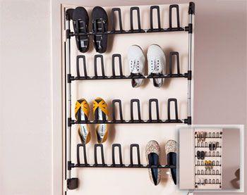 range-chaussures de porte - Becquet