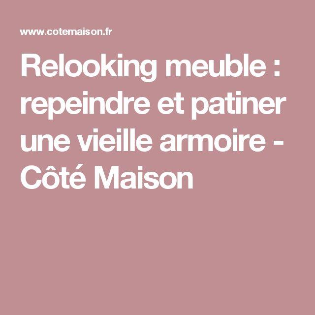 Patiner Une Armoire Of 1000 Id Es Sur Le Th Me Armoire Peinte Sur Pinterest