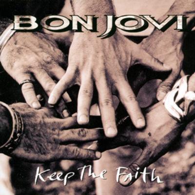 Bon Jovi Keeping The Faith