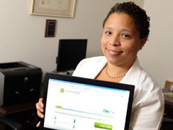 Studies use technology to help African-American women commit to healthy lifestyle: Africans American Woman, African Americans, Help Africans American, African American Women, Africanamerican Woman, Help Africanamerican, Healthy Africans