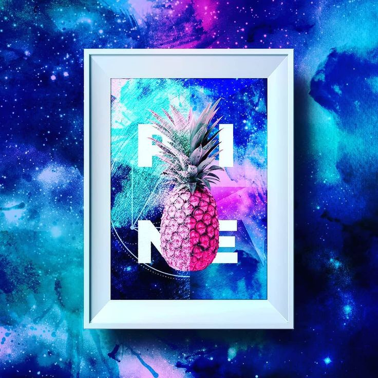 Pinally pine hundredth post with a pine poster.  Life is full of pineapple everyone's a pineapple tasty but we know the rest. . . #poster #dailydesign #banner #pine #apple #pineapple #minimal #space #galaxy #sketch #effect #colorful #header #landingpage #typography