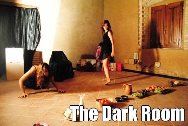 The Dark Room (courtesy of @Pinstamatic http://pinstamatic.com)