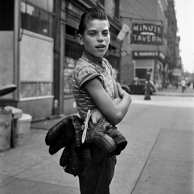 by Vivian Maier                                                                                                                                                                                 Plus