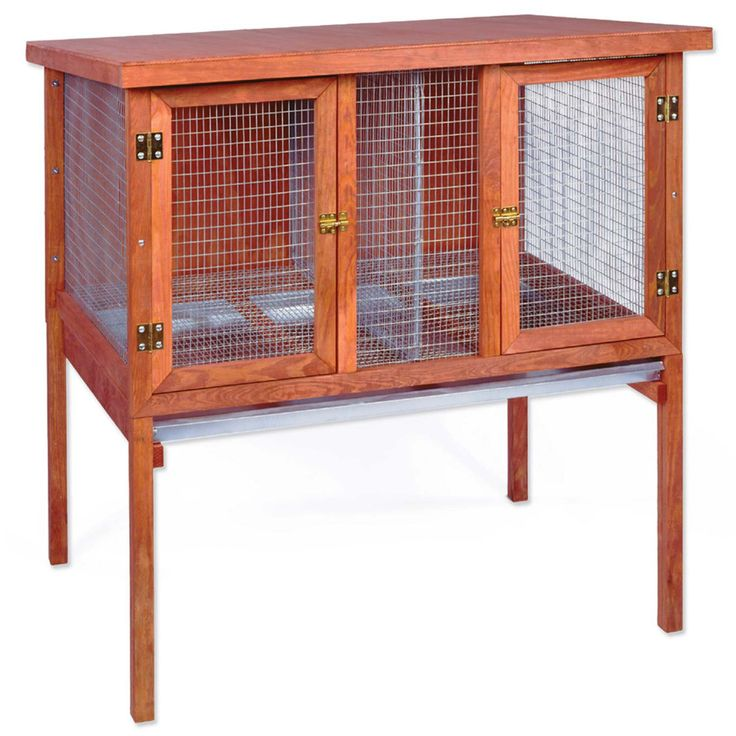17 best ideas about double rabbit hutch on pinterest