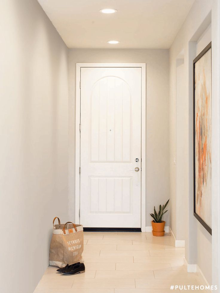 Foyer Minimalist Uk : Our homes are designed make an entrance create a