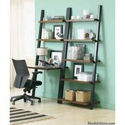 Tag Leaning Bookcase