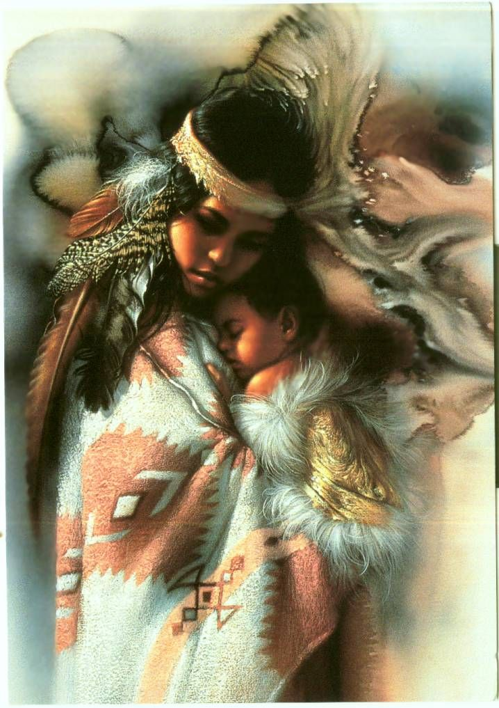 Native American Indian Art | The Indian Heritage of our Grandchildren.
