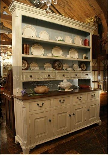Country Dresser - Kitchen Dresser - Hutch