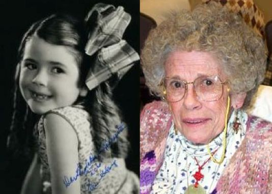 """Dorothy Deborba as Dorothy from """"Our Gang"""" The Little Rascals"""